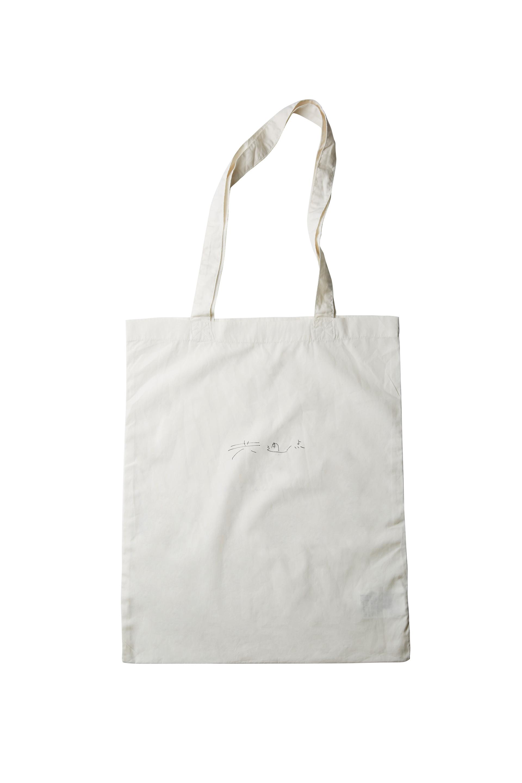 BEAMS × zine『共通点』<br /> コラボレーション商品 トートバッグ